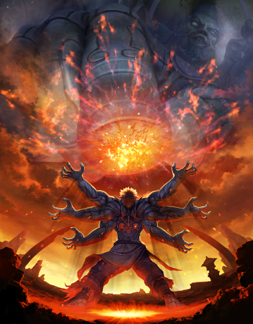 Asuras_Wrath_Art