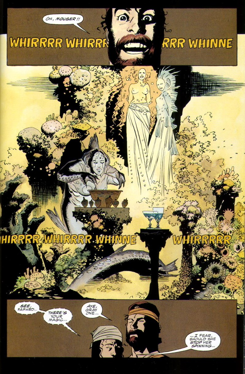 Fafhrd and the Gray Mouser-vol2b