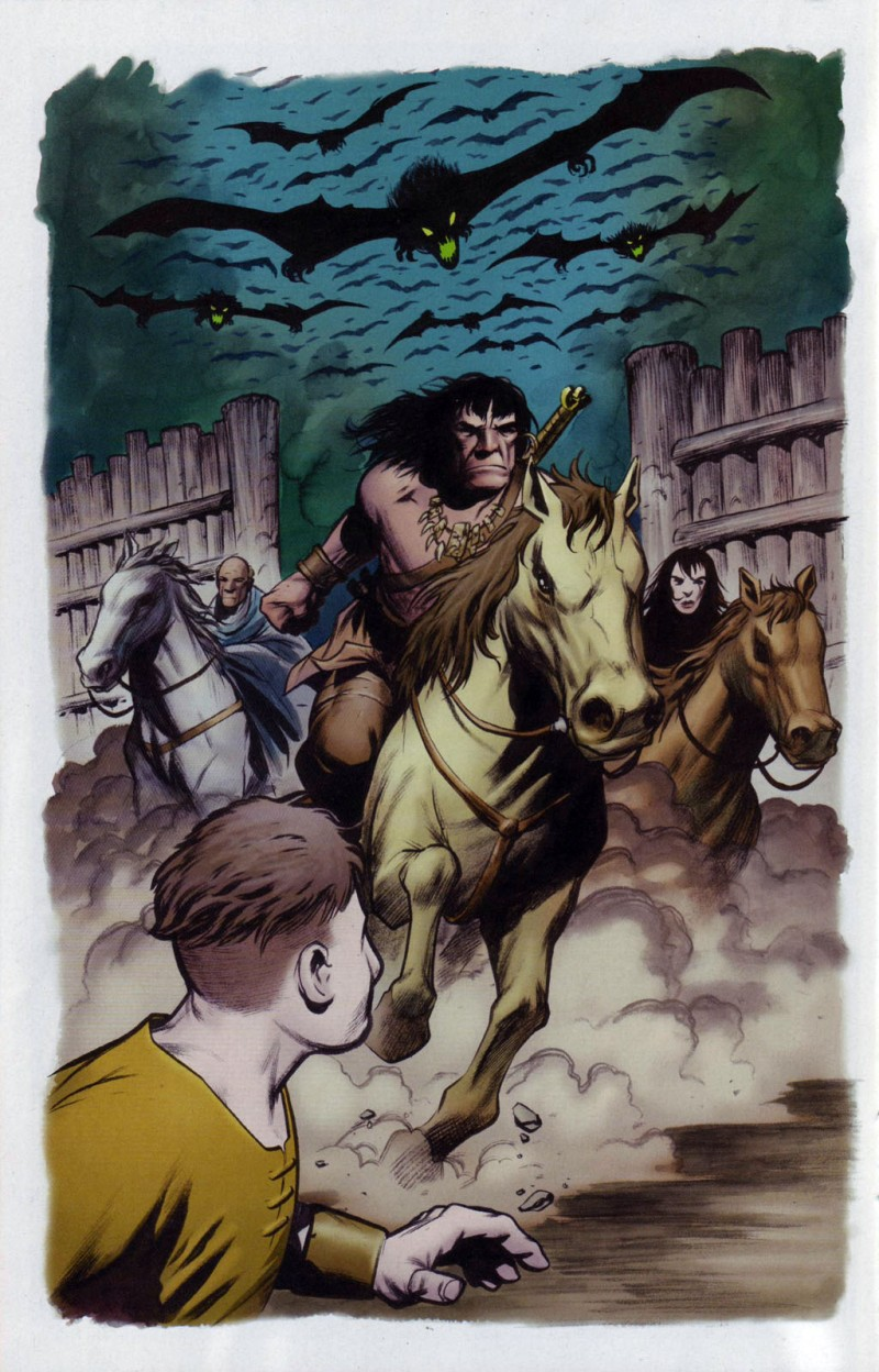 Colossale Conan 2a