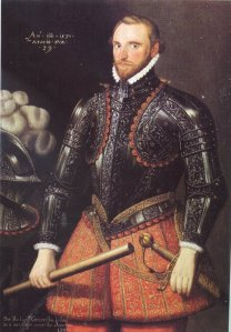Grenville,Richard(Sir)01